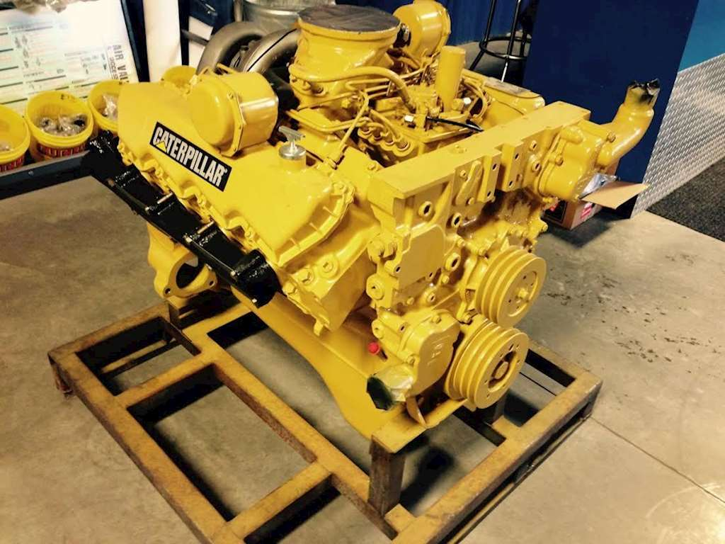 Caterpillar 3208t Engine For Sale