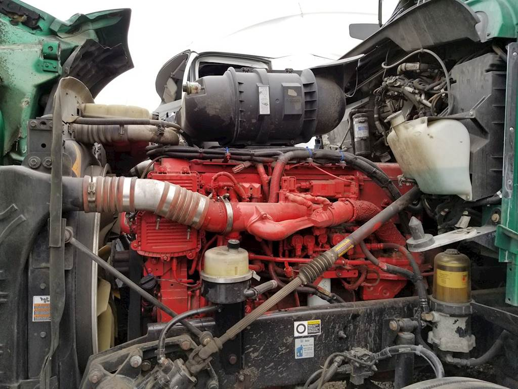 Cummins Isx Engine For A 2010 Kenworth T660 For Sale