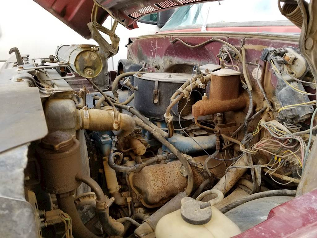 Detroit 8.2 LITER - TURBO Engine for a 1981 Chevrolet C70 For Sale ...
