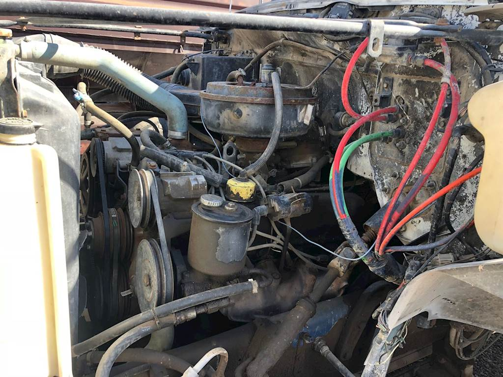 1989 Ford F800 Wiring Library 1990 429 Engine For A