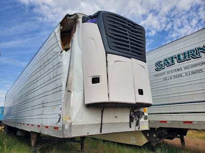 2009 Used Reefer Unit  Will Test Run  Has Some Minor Damage Twisted Frame