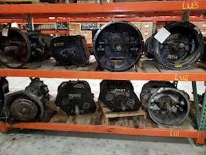 allison 6 speed manual transmission