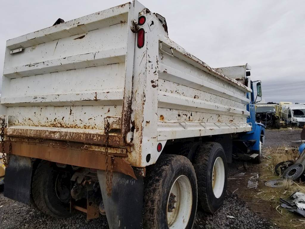 Picture of: 1991 Good Used Dump Bed Has Some Surface Rust For Sale Ucon Id 112217 1 Mylittlesalesman Com