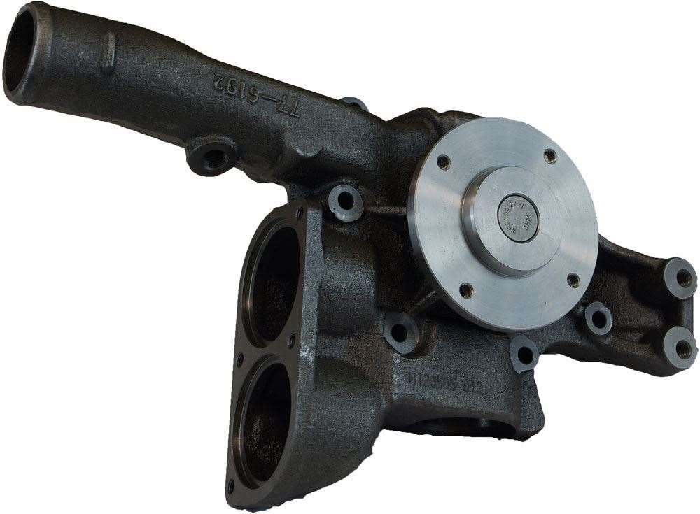 mercedes benz om 906 la water pump for sale ucon, id ak