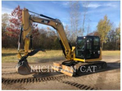 2017 Caterpillar 308E2 CR SB Excavator