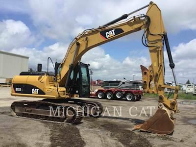 2012 Caterpillar 315DL Excavator
