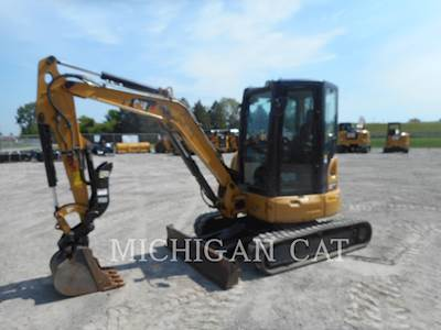 2015 Caterpillar 303 5E2 CR Mini Hydraulic Excavator