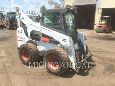 2011 Bobcat S850 Skid Steer