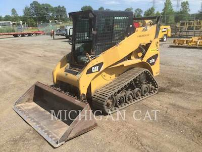2008 Caterpillar 257B2 AQ Skid Steer