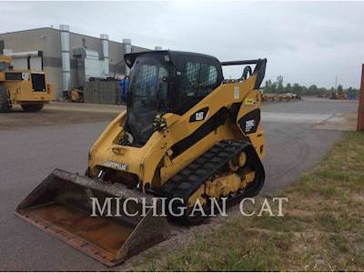 2013 Caterpillar 289C2 Compact Track Loader