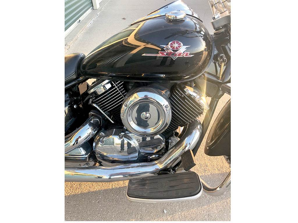 2003 Yamaha V-Star 1100 Classic Motorcycle For Sale, 16,750