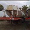 Fruehauf 1500 CU FT Dry Bulk / Pneumatic Tank Trailer