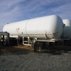 Lubbock OTHER Industrial Gas Tank Trailer