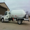 Mississippi Tanker OTHER Industrial Gas Tank Trailer