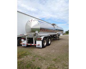 TREMCAR Sanitary / Edible Tank Trailer