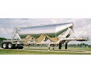 Vantage Aluminum Dry Bulk Pneumatic 1000cft Dry Bulk / Pneumatic Tank Trailer