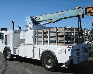 Pierce OTHER Bucket / Boom Truck