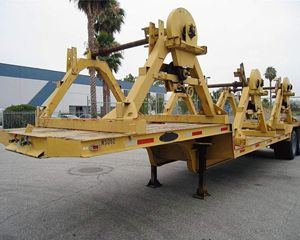 Peerless OTHER Cable Pulling Trailer