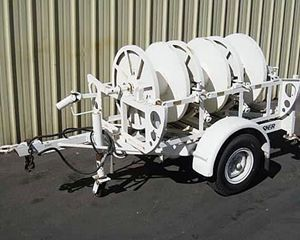 Sabco OTHER Cable Pulling Trailer