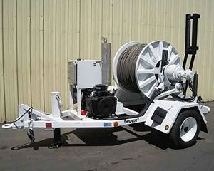 Sherman Reilly OTHER Cable Pulling Trailer