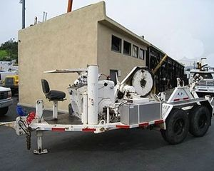 TSE OTHER Cable Pulling Trailer