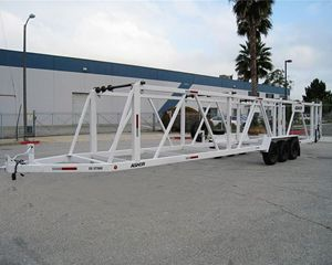 TT TECHNOLOGIES Cable Pulling Trailer