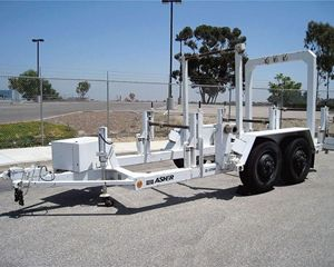 VALLEY TOOL Cable Pulling Trailer