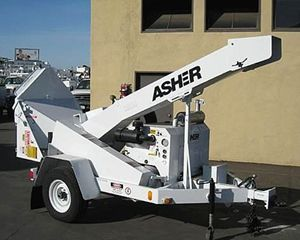 Altec Chip Trailer