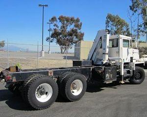 Zeligson Z100 Crane Truck