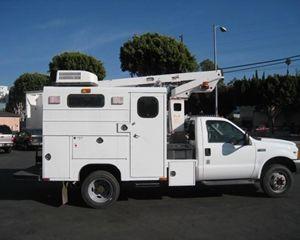 Ford F550 Box Truck / Dry Van