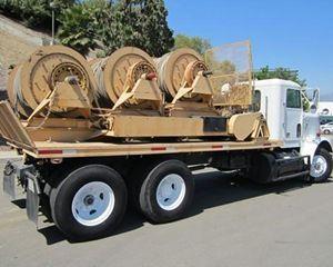 Freightliner FL112 Grapple Truck