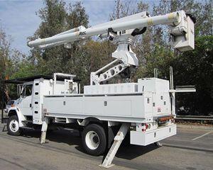 Altec LRV52 Boom Lift