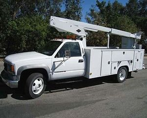 GMC 3500 Mechanic Truck