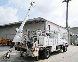 GMC 5000 Mechanic Truck