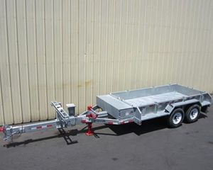 BROOKS BROTHERS Pole Trailer