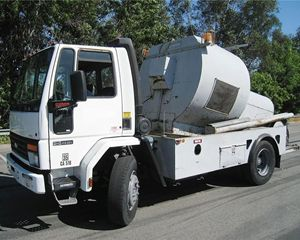 Ford F800 Sewer Truck