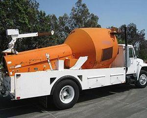 International S1700 Sewer Truck
