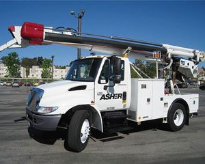 OK Champion ACMV Trencher / Boring Machine / Cable Plow