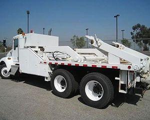 Kenworth W800 Winch Truck