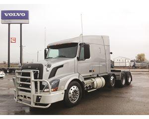 Volvo Sleeper Truck