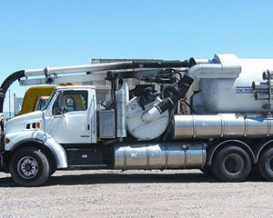 Vactor 2100 Sewer Truck
