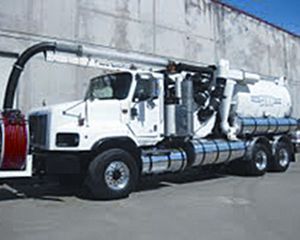 Vactor 2110 Sewer Truck