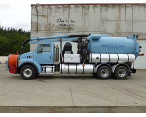 Vactor 2112 Vacuum Truck