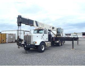 National 1800 Boom Truck Crane