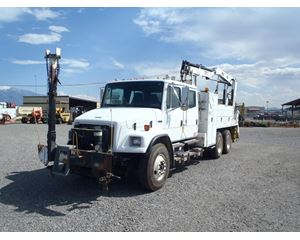 Freightliner FL80 Heavy Duty Cab & Chassis Truck