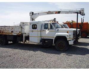 Ford F-700 Crane Truck