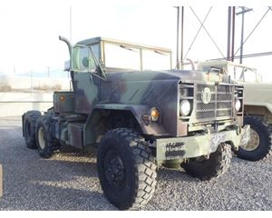 BMY M931A2 Day Cab Truck