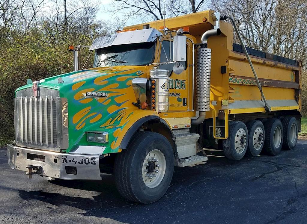 2005 Kenworth T800 Dump Truck For Sale | Salt Lake City ...Kenworth Dump Trucks