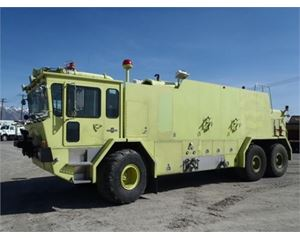 Oshkosh T3000 Fire Truck