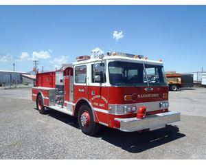 Pierce ECONO PUMPER Fire Truck